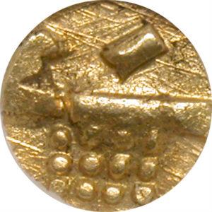トップグレード コーチン(南西インド) オランダ東インド会社 ファナム 1663年〜1724年 金貨 MS63 NGC